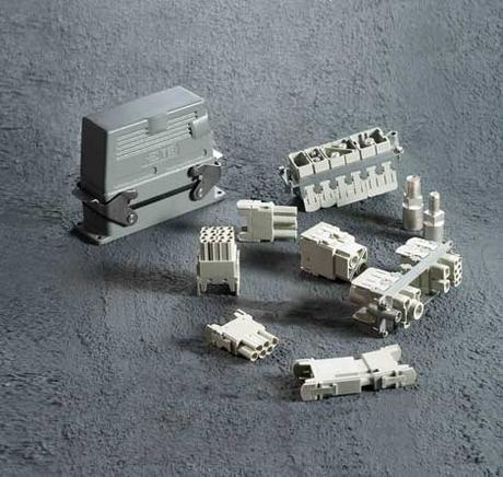 HDC Konnektorer kontakter