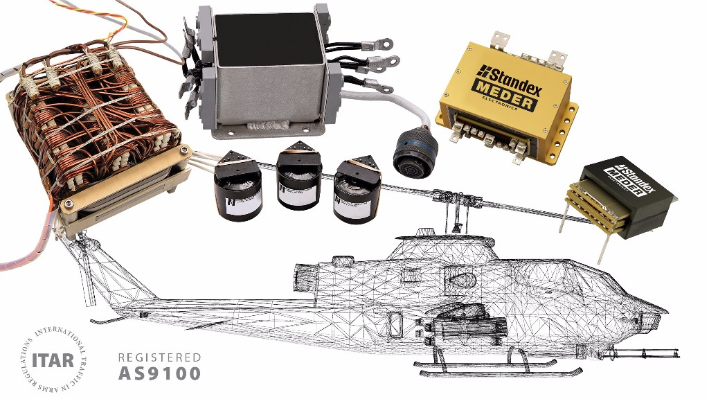 Power Magnetics and Planar Transformers for Mil-Aero Applications