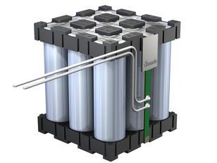 Batterier fra Jauch